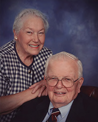 Donald and Beverly Gerth Portrait