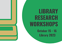 Library research workshop image