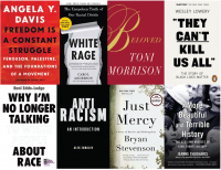Books on anti-racism