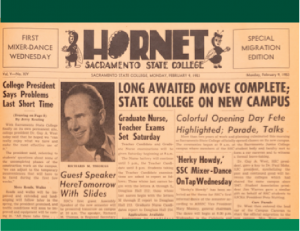 Image of Hornet Newspaper